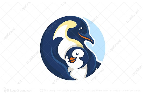 Logo for sale: Penguins Logo