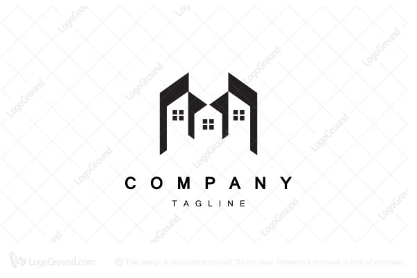 Logo for sale: Real Estate Logo