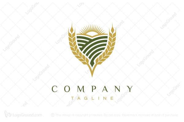 Logo for sale: Safe Harvest Logo