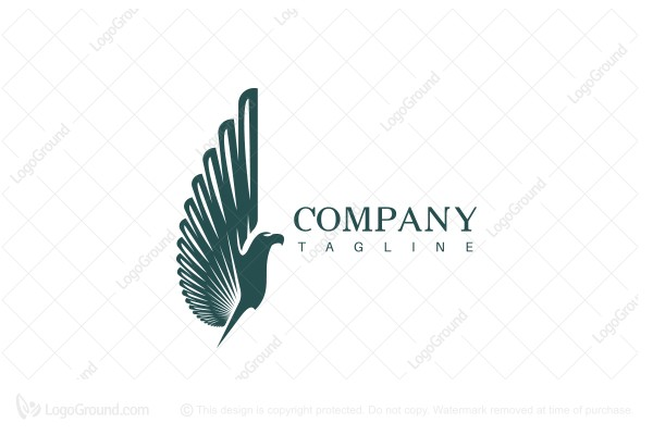 Logo for sale: Proud Eagle Logo