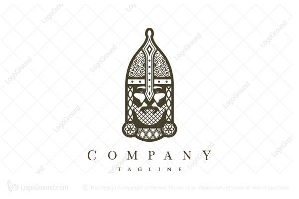 Logo for sale: Persian King Logo