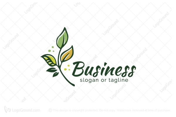 Logo for sale: Organic Logo