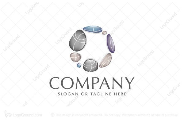 Logo for sale: Stone Circle Logo