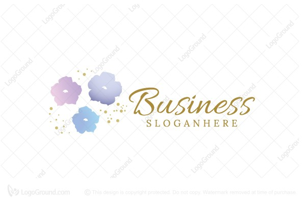 Logo for sale: Tender Flowers Logo