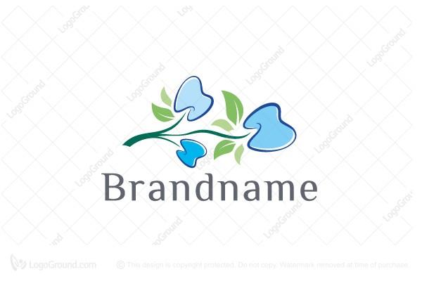 Flower Dental Logo