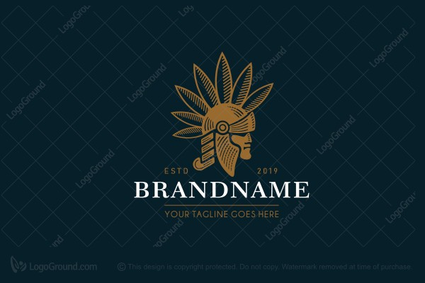 Logo for sale: Knight Hemp Logo