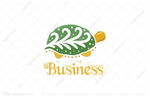 Logo for sale: Green Turtle Logo