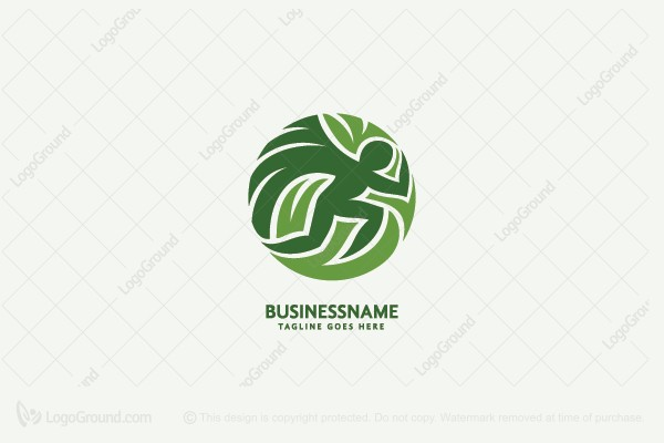 Logo for sale: Health And Fitness Logo