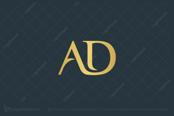 Logo for sale: Ad Letters Logo