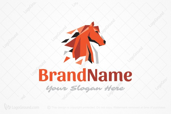 Logo for sale: Horse Logo