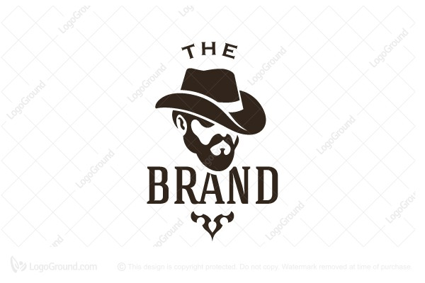 Logo for sale: Beard Care Grooming Kit Logo
