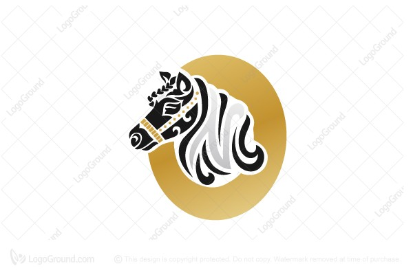 Dressage Horse Logos for Sale