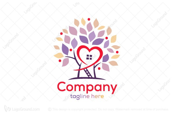 Logo for sale: Lovely Place Logo