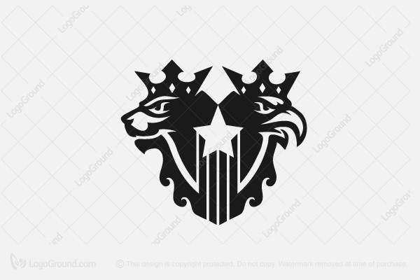 Logo for sale: Two King Logo