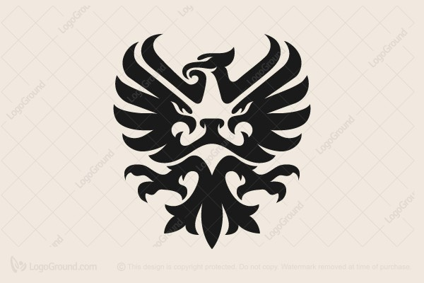 Logo for sale: Lion And Eagle Logo