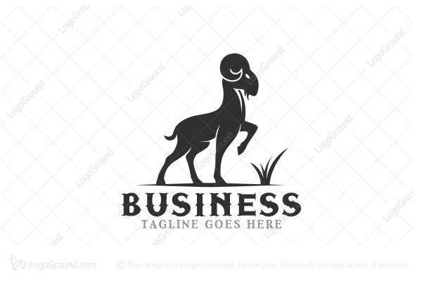 Logo for sale: Goat Logo