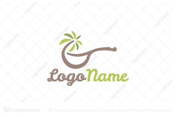 Logo for sale: Island Cooking Logo
