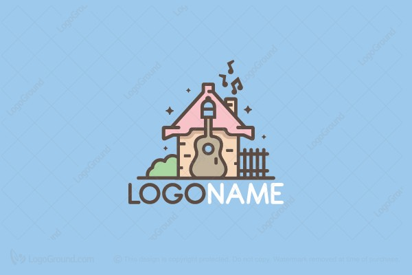 Logo for sale: Music House Logo
