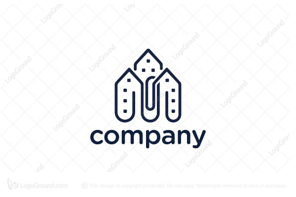 Logo for sale: Office City Logo
