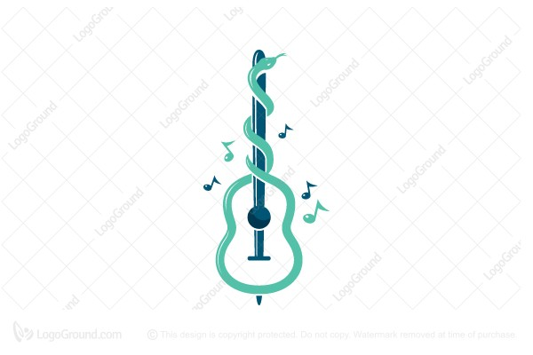 Logo for sale: Healing Music Medical Center Logo