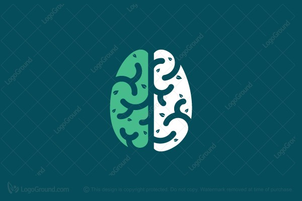 Logo for sale: Brain Health Logo