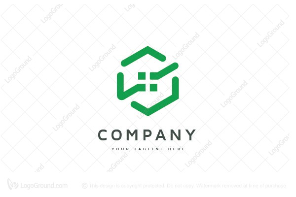 Logo for sale: Home Cleaning Logo