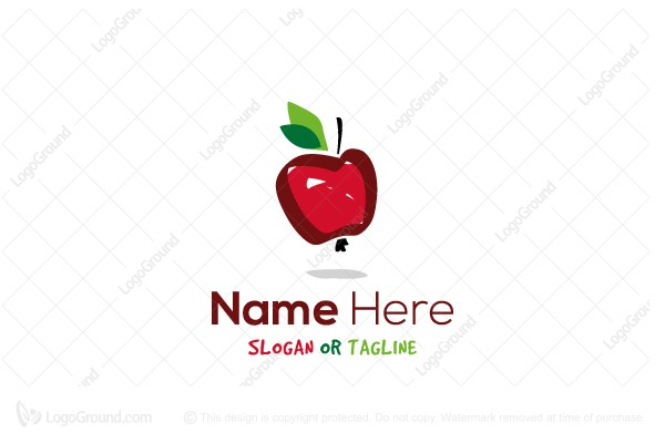 Logo for sale: Apple Logo