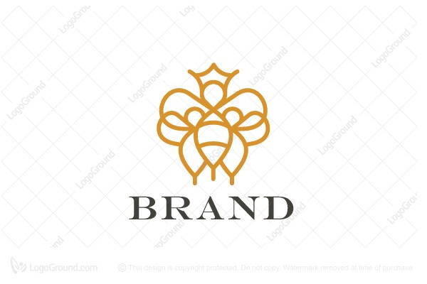 Logo for sale: Leader Bee Logo