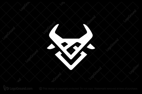 Logo for sale: Celtic Bull Logo