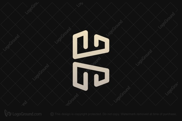 Logo for sale: Luxury Letter K Logo