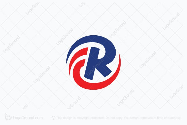 Logo for sale: Twister R Logo