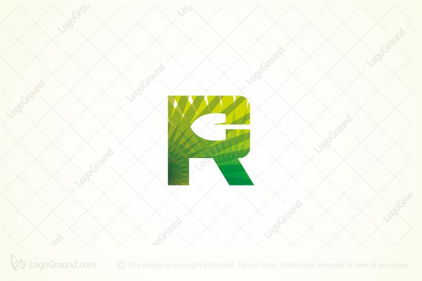 Logo for sale: Radiant Lawncare Logo
