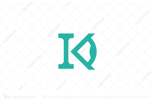 Logo for sale: K And Eye Logo