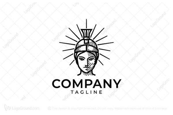 Logo for sale: Female Goddess Logo
