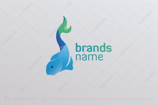 Carp Fish Logo
