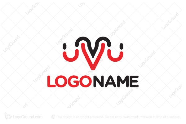 Logo for sale: Victory Ram Logo