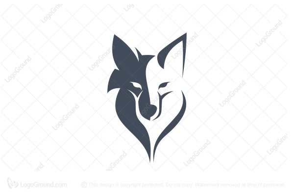 wolf head logo exclusive logo 216947 wolf head logo