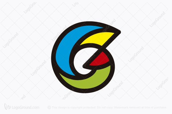 Logo for sale: Geo G6 Logo