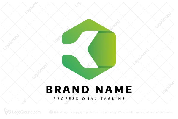 Logo for sale: K Letter Logo