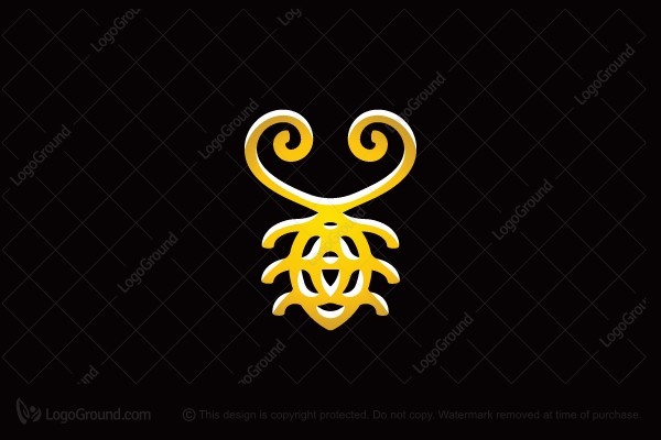 Logo for sale: Bug Logo