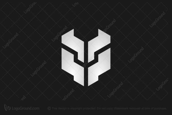 Logo for sale: Taurus Warrior Logo