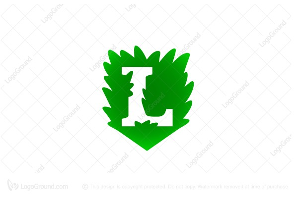 Logo for sale: Lawn Shield Logo