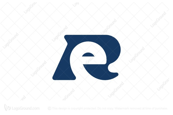 Logo for sale: Letter Re Logo