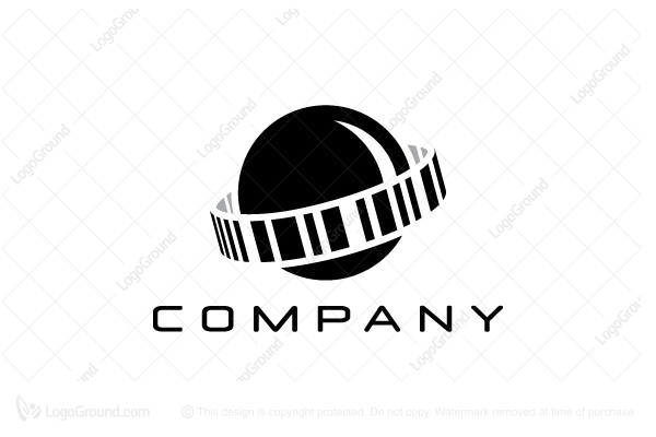 Logo for sale: Barcode Planet Logo
