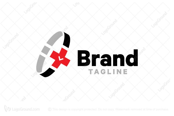Logo for sale: Swiss Watches Logo
