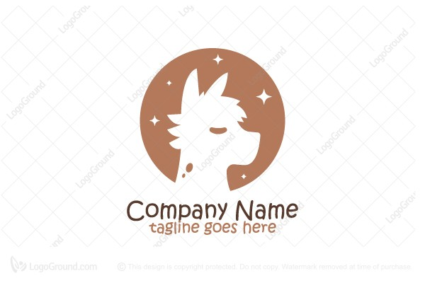 Logo for sale: Alpaca Logo