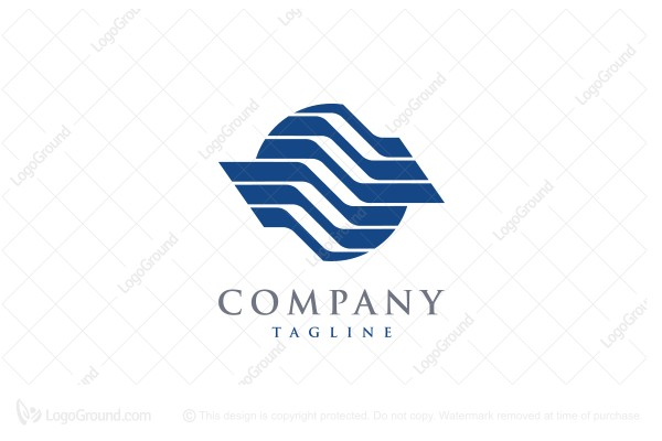 Logo for sale: Corporate Symbol Logo