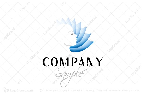 Logo for sale: Beauty Face Logo