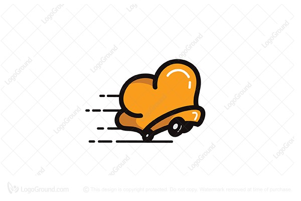 Logo for sale: Food And Beverage Delivery Logo