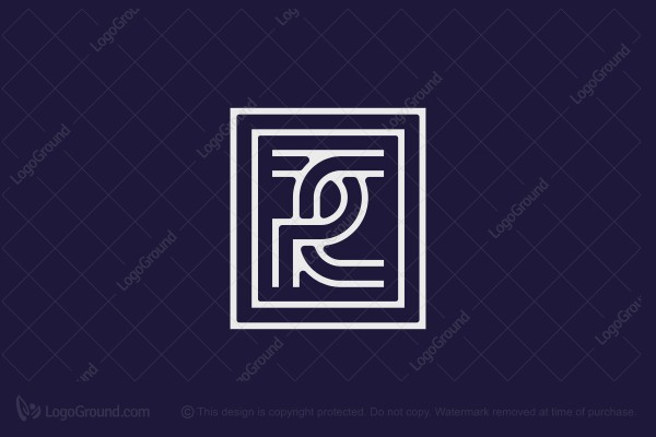 Logo for sale: PC CP Monogram logo